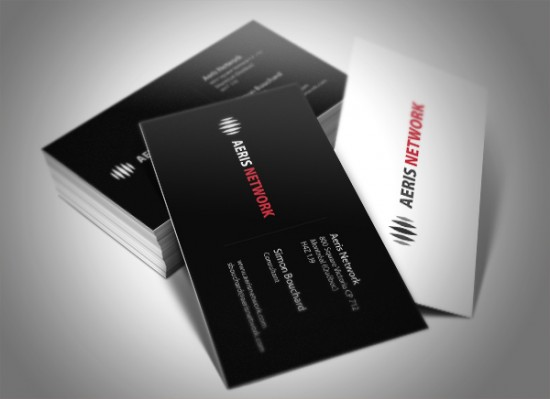 104 Professional Business Card Designs