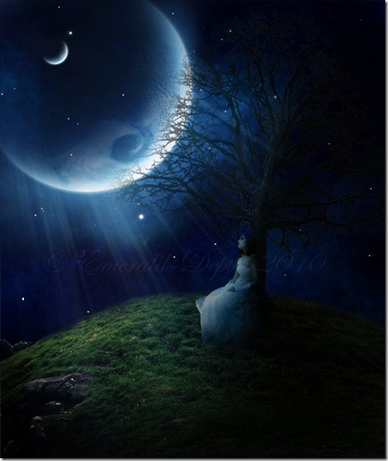 0117450c24496c177eec1806404aa0bd thumb 30 Beautiful Moon Inspirations