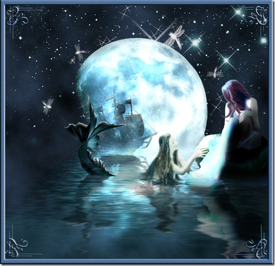 the moon    by natyismyhero thumb 30 Beautiful Moon Inspirations