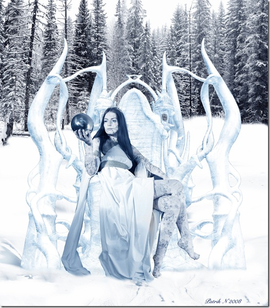 658bde3976d89214cb7c0c050fbb9f14 thumb 35 Wonderful Ice Queen Inspirations