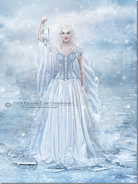 66a32ff3dc74525a613b5194361b1a8a thumb 35 Wonderful Ice Queen Inspirations