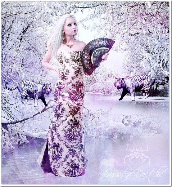 Ice Queen by SisstreDaethe thumb 35 Wonderful Ice Queen Inspirations