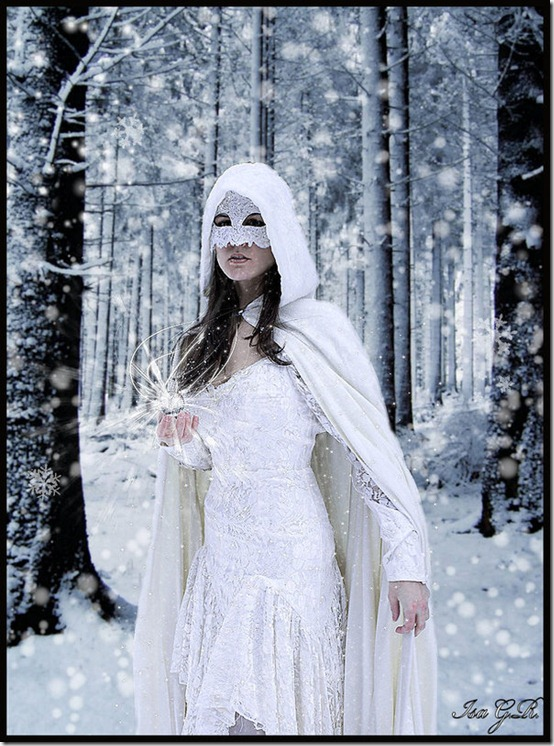 Ice Queen by XangelinfinityX thumb 35 Wonderful Ice Queen Inspirations