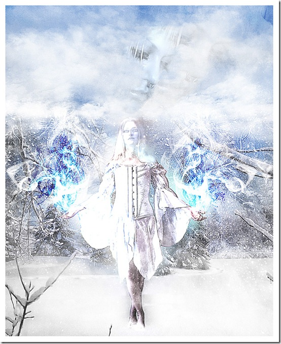 Ice Queen by armawolf thumb 35 Wonderful Ice Queen Inspirations