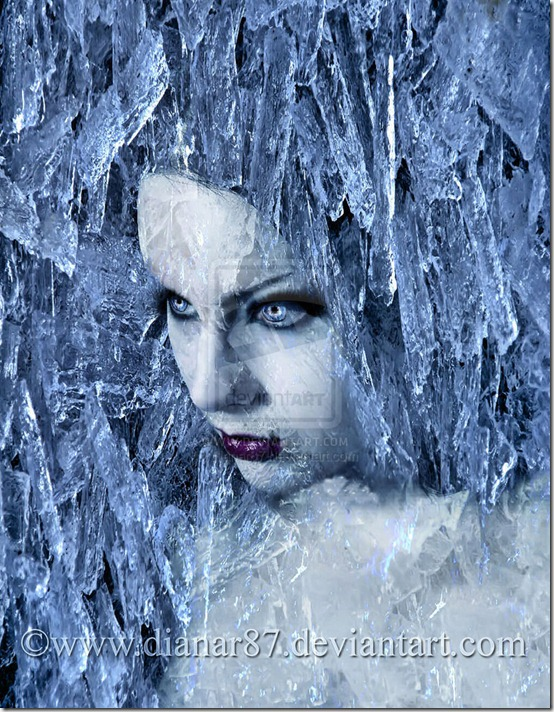 Ice Queen by dianar87 thumb 35 Wonderful Ice Queen Inspirations