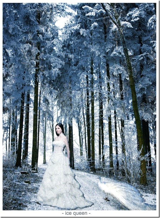 Ice Queen by myfamilysmistake thumb 35 Wonderful Ice Queen Inspirations