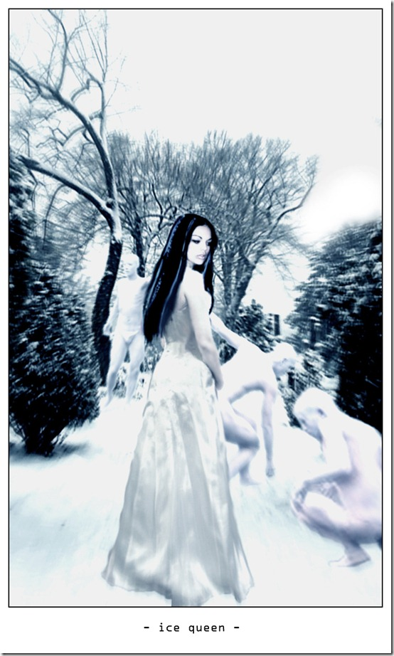 snow queen thumb 35 Wonderful Ice Queen Inspirations