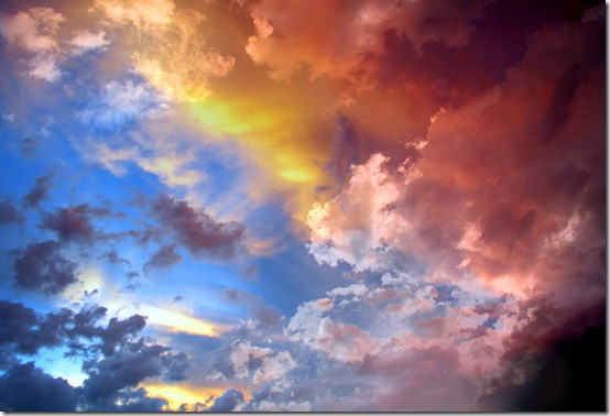 Fire in the Sky thumb 40 Amazing Examples of Sky Photography