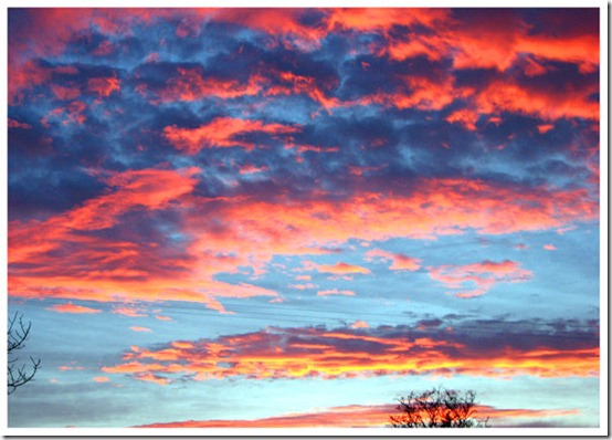 Morning Sky 2 by numbpurplehaze thumb 40 Amazing Examples of Sky Photography