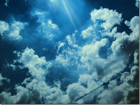 Sky by Tokiox483xFery thumb 40 Amazing Examples of Sky Photography