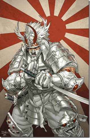 Ultimate Silver Samurai thumb 40 Extraordinary Examples of Samurai Photography