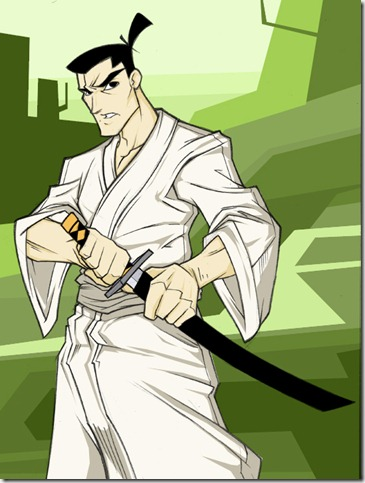 samurai jack by samuraiblack thumb 40 Extraordinary Examples of Samurai Photography