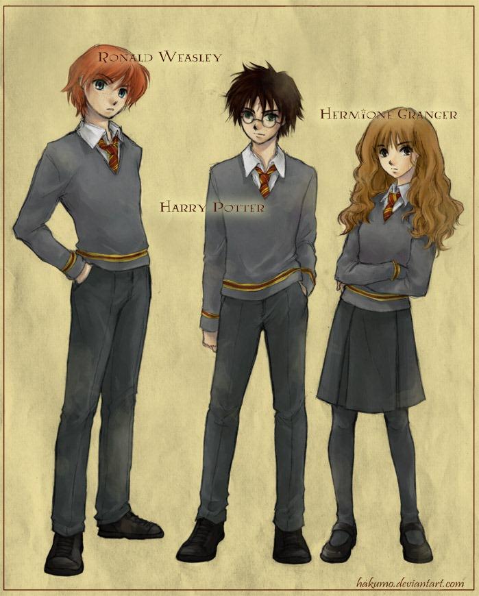 Harry Potter anime [Megapost] 404d6ea39946de4816a4557d2cdf7fcf