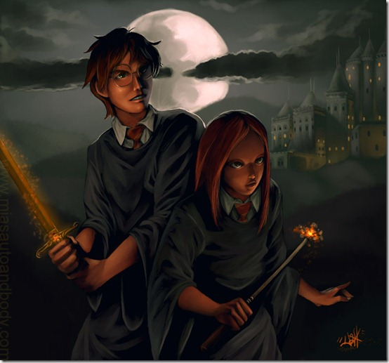 Harry Potter  Final by kuroitora thumb 60 Amazing Pictures Inspired By Harry Potter Movie