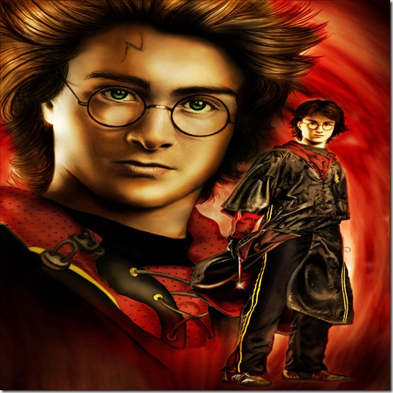 Harry Potter by Eruadan thumb 60 Amazing Pictures Inspired By Harry Potter Movie