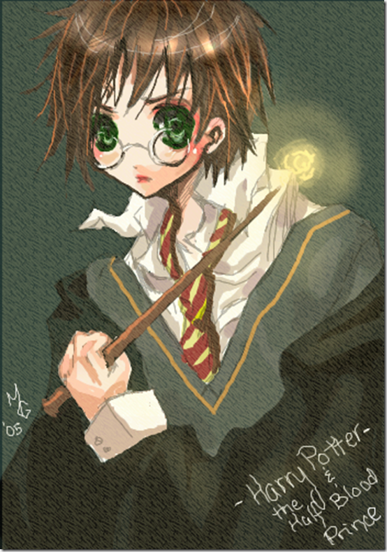 Harry Potter by ProdigyBombay thumb 60 Amazing Pictures Inspired By Harry Potter Movie