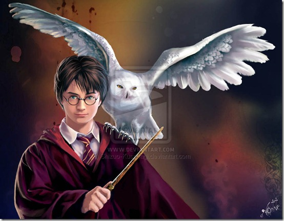 Harry_Potter_by_Shizuo_Kusanagi