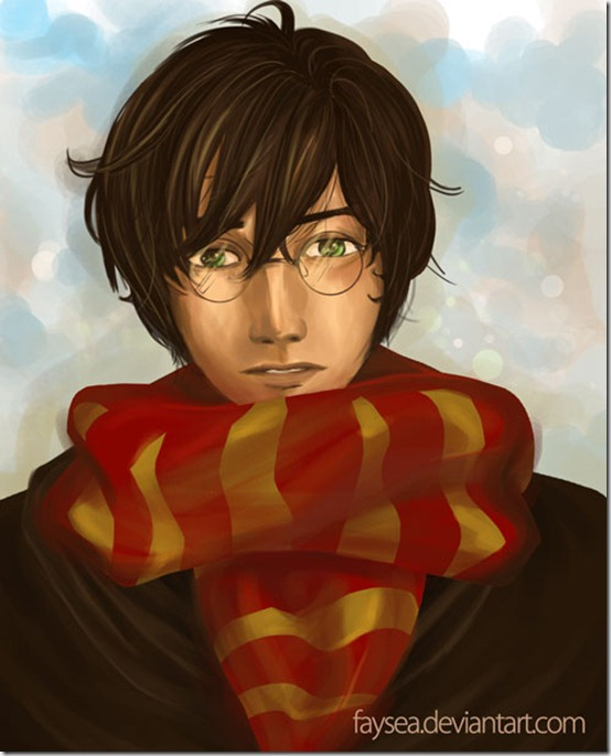 Harry Potter by faysea thumb 60 Amazing Pictures Inspired By Harry Potter Movie