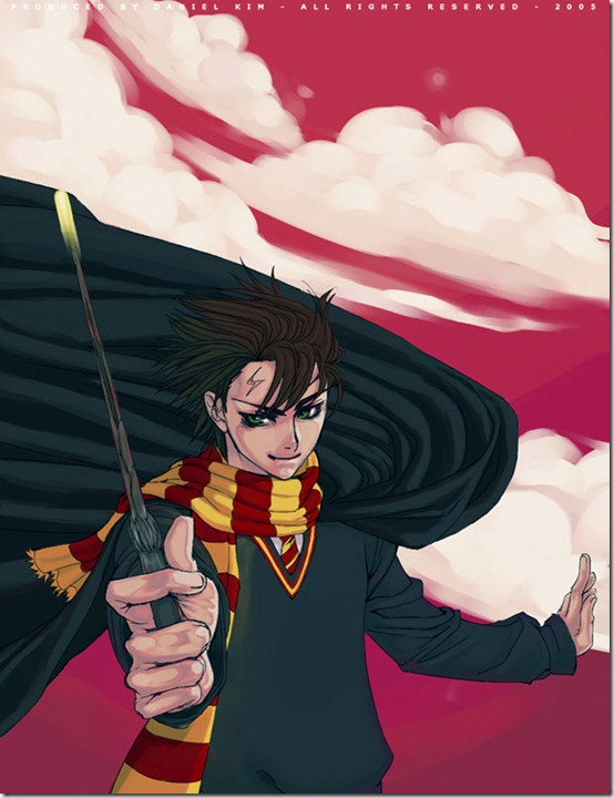 Harry_Potter_by_forbidden