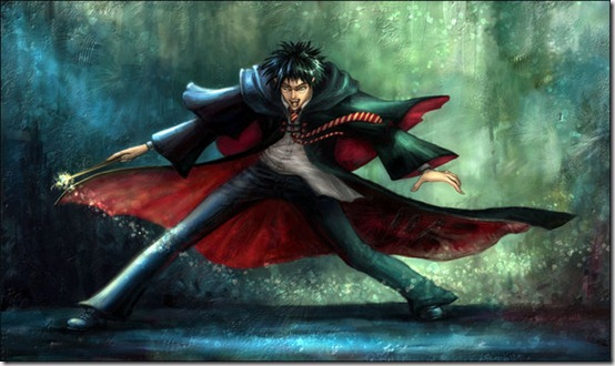 Harry Potter by hueco mundo thumb 60 Amazing Pictures Inspired By Harry Potter Movie